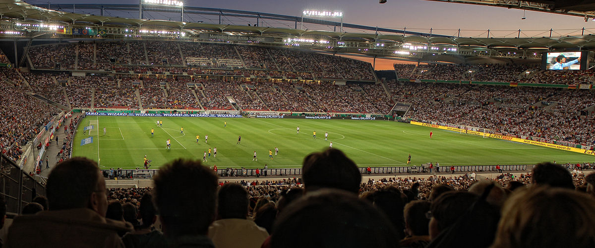 Image result for stuttgart stadion