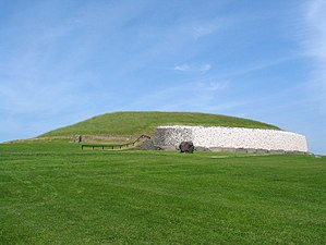 English: Newgrange, Ireland.