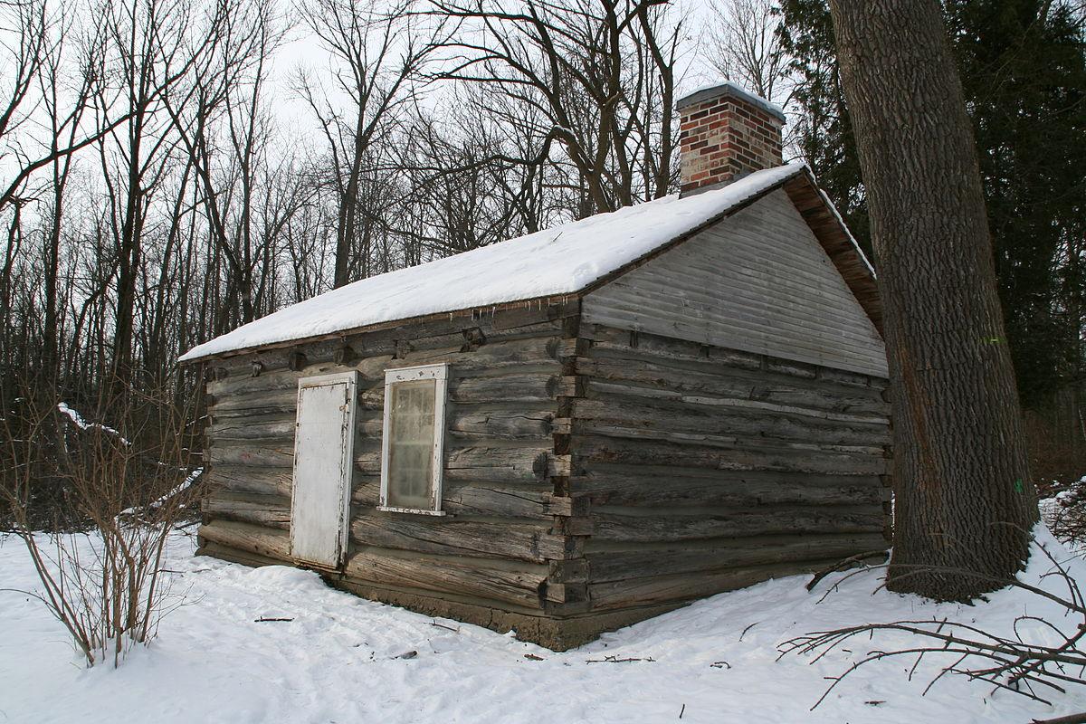 Osterhout Log Cabin  Wikipedia