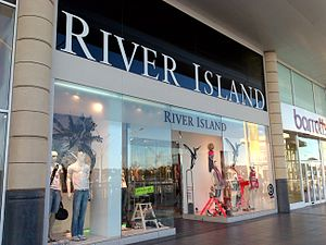River Island at Castlepoint Shopping Centre