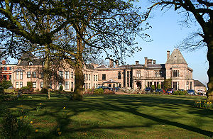 Rookery Hall, Worleston, near Nantwich, Cheshire
