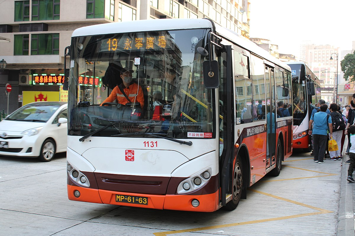 澳門巴士19路線 - 維基百科,自由的百科全書