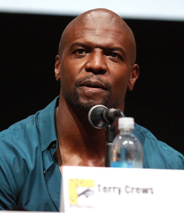 Black Actor Terry Crews