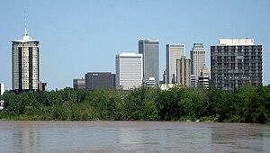 English: Tulsa Skyline Category:Images of Oklahoma