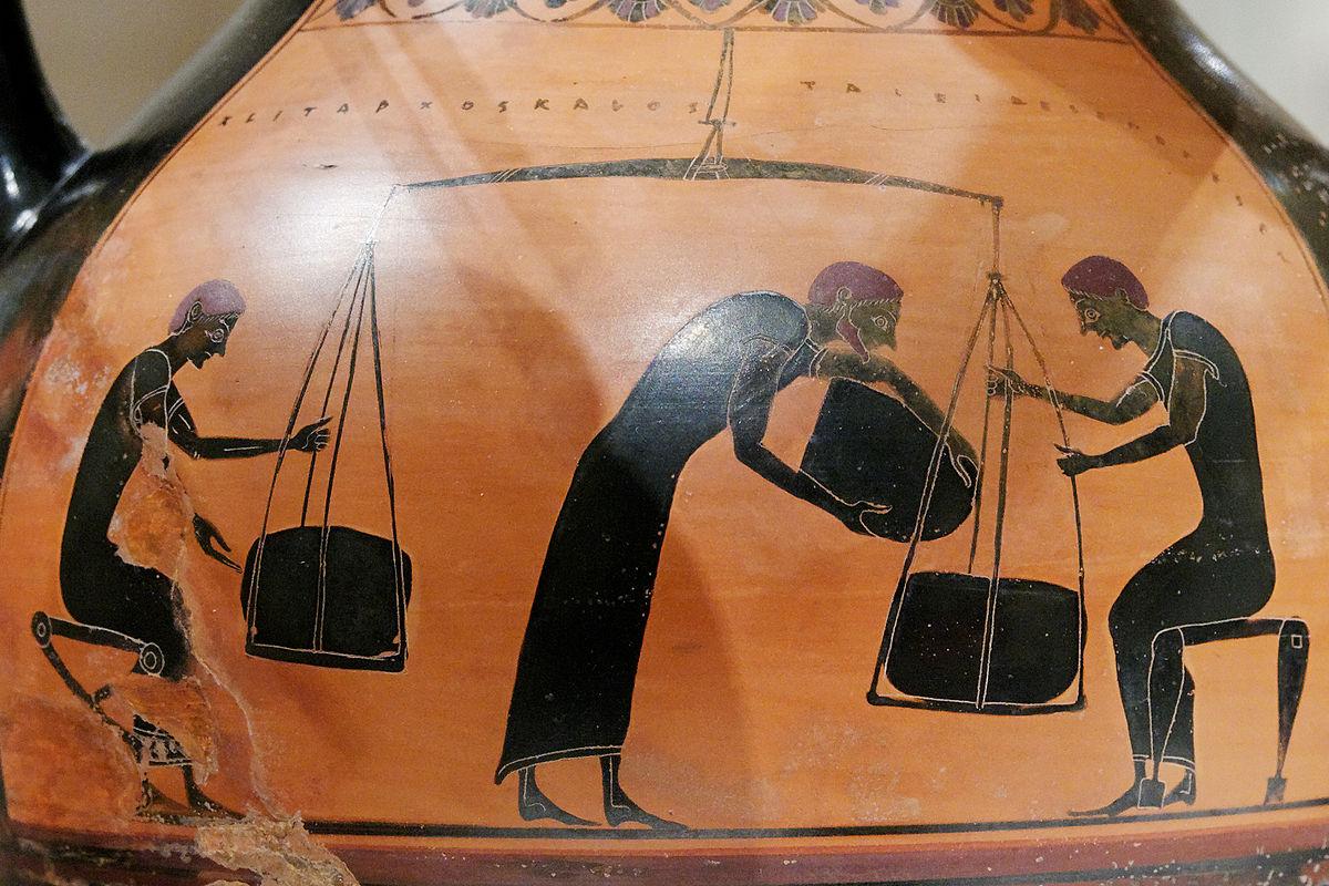 Economy of ancient Greece  Wikipedia