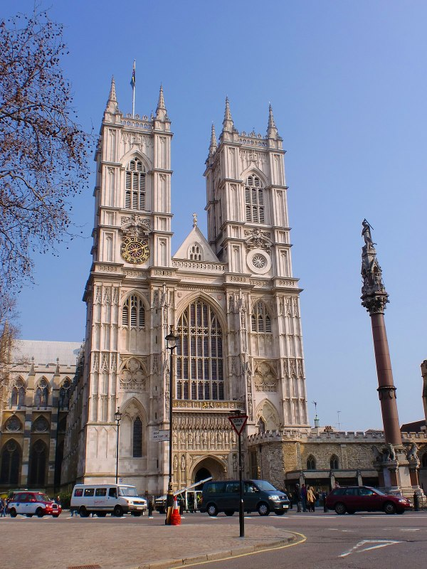 Westminster Abbey - Wikipedia
