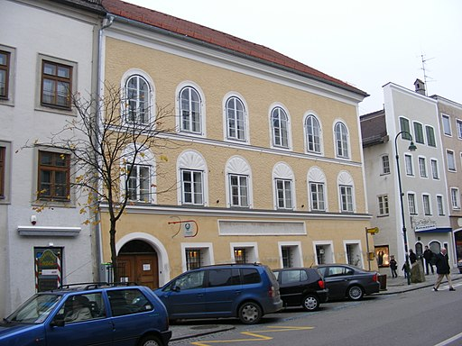 Anwesen Salzburger Vorstadt 15, Braunau am Inn