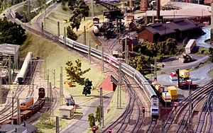 Model train HO - Modélisme de train HO