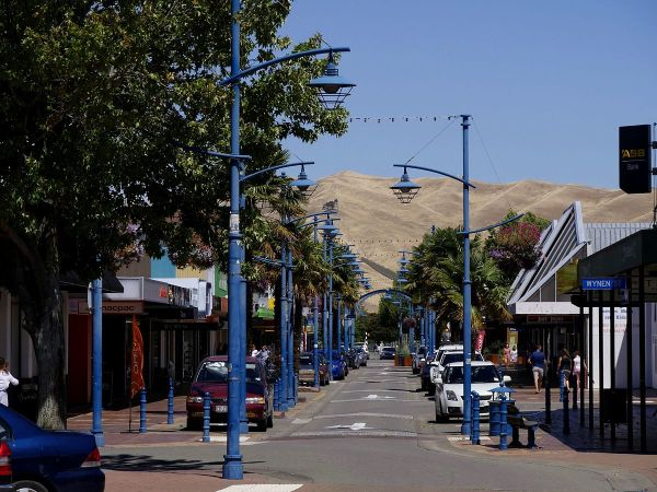 Blenheim Yeni Zelanda - Vikipedi