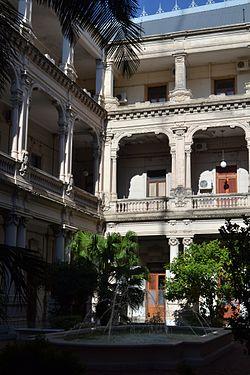 Casa de Gobierno de Santa Fe  Wikipedia la enciclopedia