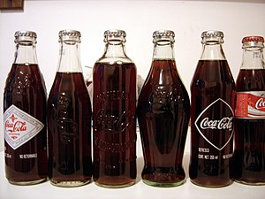 Picture of a coca cola collection on doctorfoodtruth