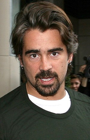English: Colin Farrell at the 2007 Toronto Int...