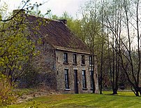 Cuesmes (Belgium), the Van Gogh house.