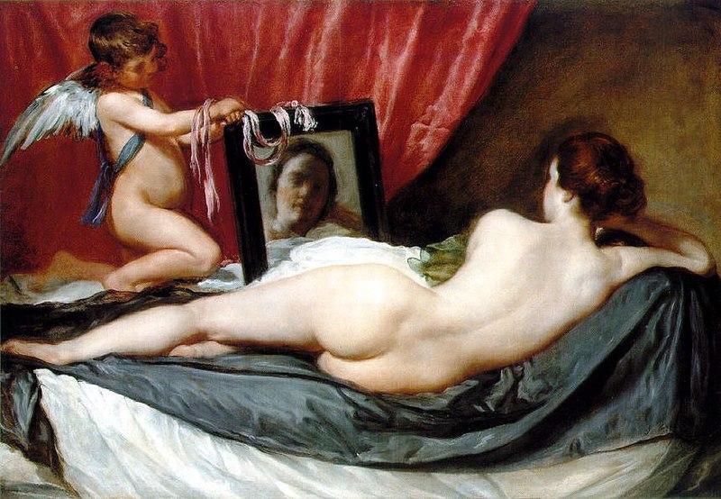 Ficheiro:Diego Velaquez, Venus at Her Mirror (The Rokeby Venus).jpg