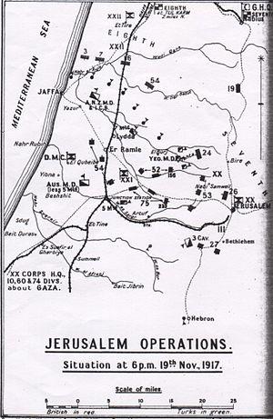 Schlacht um Jerusalem (1917)