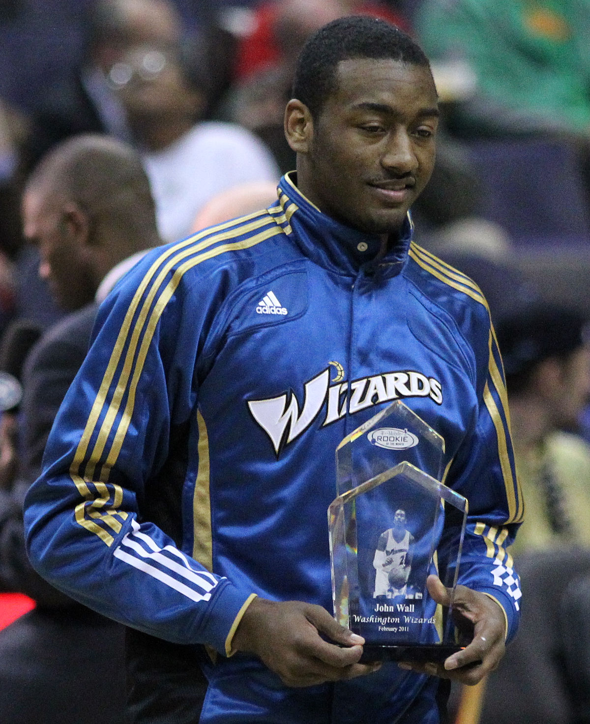 NBA Rookie Of The Month Award Wikipedia