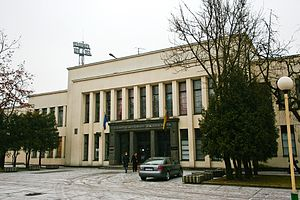 Lithuanian Academy of Physical Education main ...