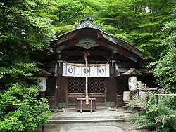 Nashinoki Shrine