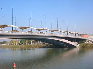Pont du Cachorro, Séville