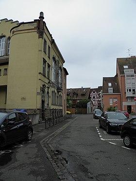 La Rue Des Artisans : artisans, Artisans, (Colmar), Wikipédia