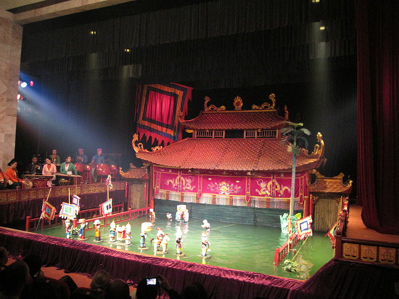 File:Thang Long Water Puppet Theatre2.JPG