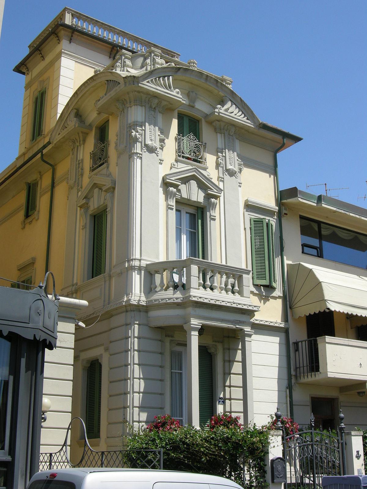 Villino Il Guscio  Wikipedia