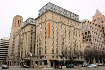 Hamilton Crowne Plaza Hotel Washington DC