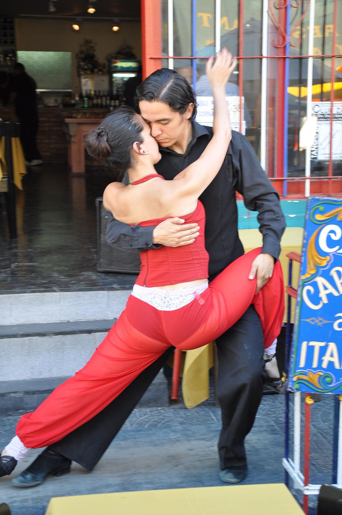 tango  Wikizionario