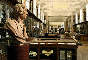 The Enlightenment Room of the British Museum, ...