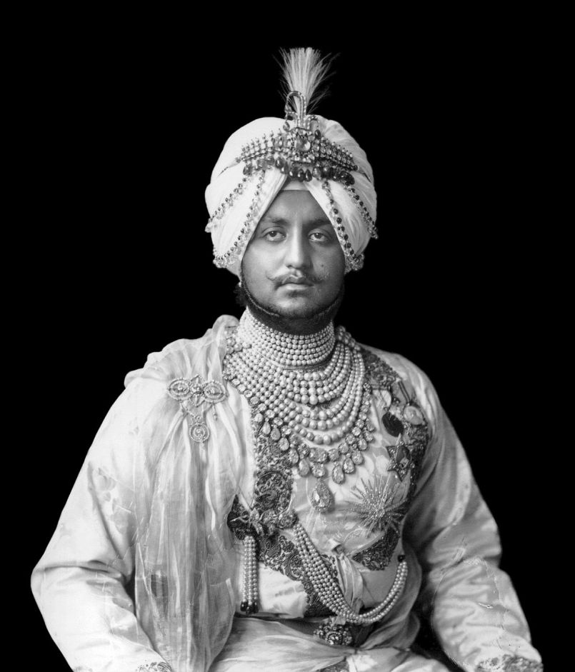Image result for maharaja bhupinder singh magnificent