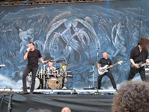 Blind Guardian with the band's definitive scen...