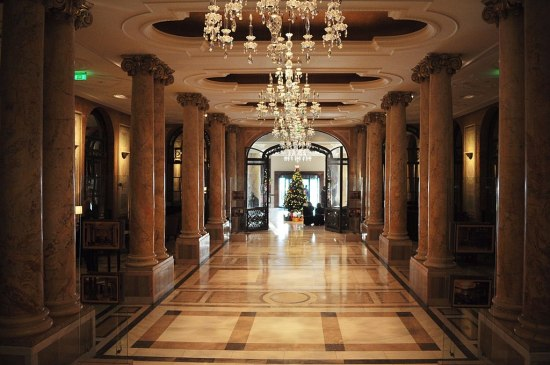 Athenee Palace Hilton Bucharest Hotel - 5 stars hotels | Bucharest private car tour