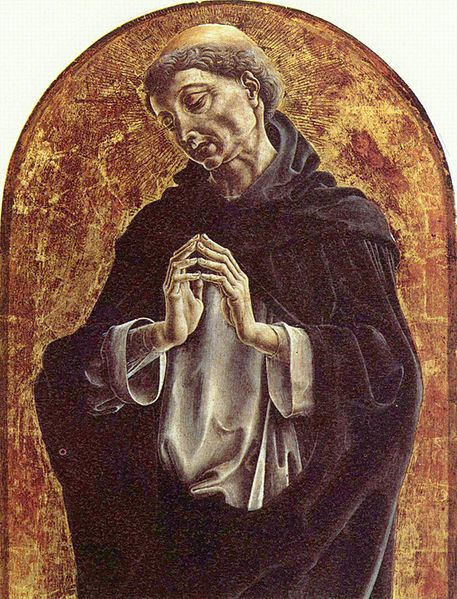 St. Dominic by Cosme Tura
