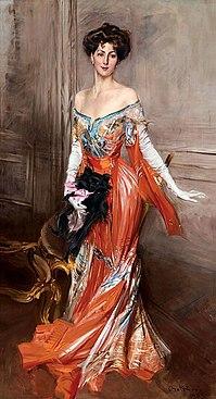 199px Elizabeth Drexel 1910s Fashion