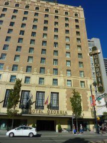 Hotel Georgia Vancouver - Wikipedia