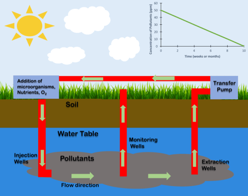small resolution of in situ bioremediation
