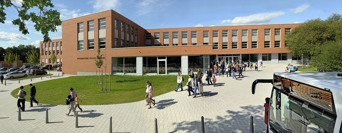 International School Of Hamburg  Wikipedia