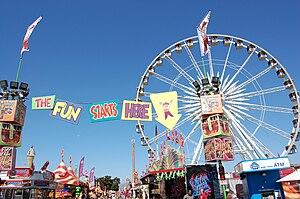 Los Ángeles County Fair, Fairplex, Pomona, Cal...
