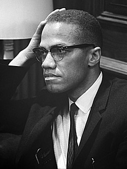 After Kennedy's assassination, black leader Malcolm X, said that the arrow would find its way back to the archer's chest