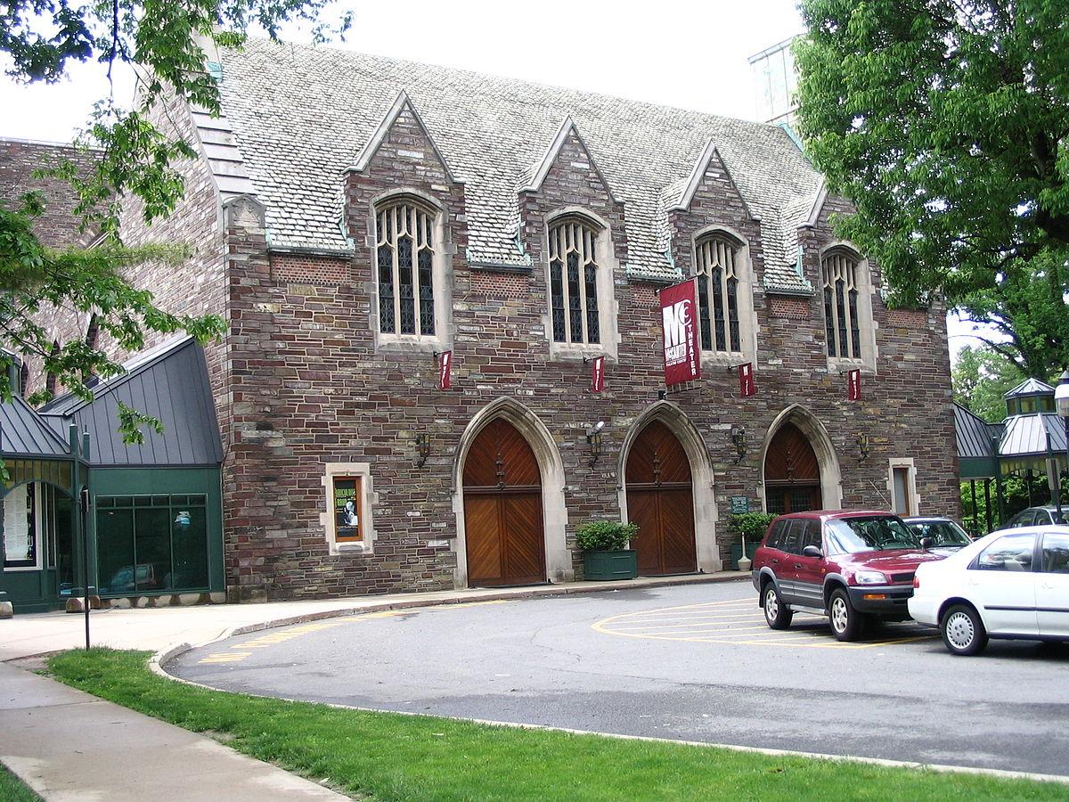 McCarter Theatre  Wikipedia