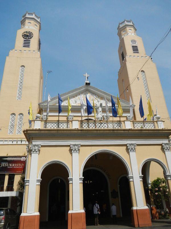 Paco Church - Wikipedia