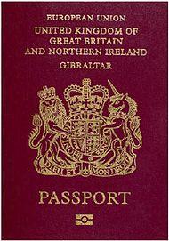 British passport Gibraltar  Wikipedia