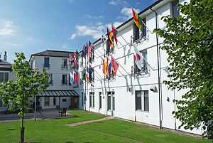 Pax Lodge, one of the 4 World Centres of WAGGGS
