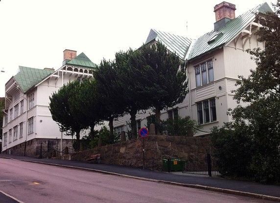 Sjömansgatan 7 och 5