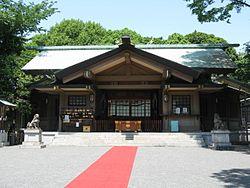 東郷神社 (渋谷區) - Wikipedia