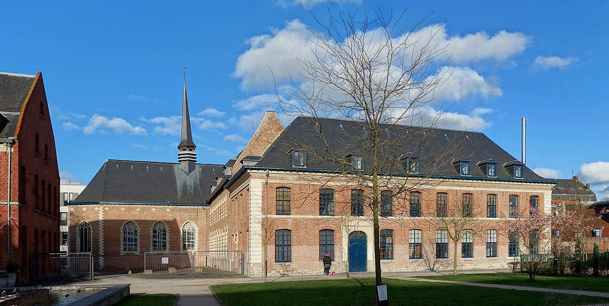 Hospice gnral de Tourcoing  Wikipdia