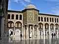 Umayyad Mosque-Dome of the Treasury211099.jpg