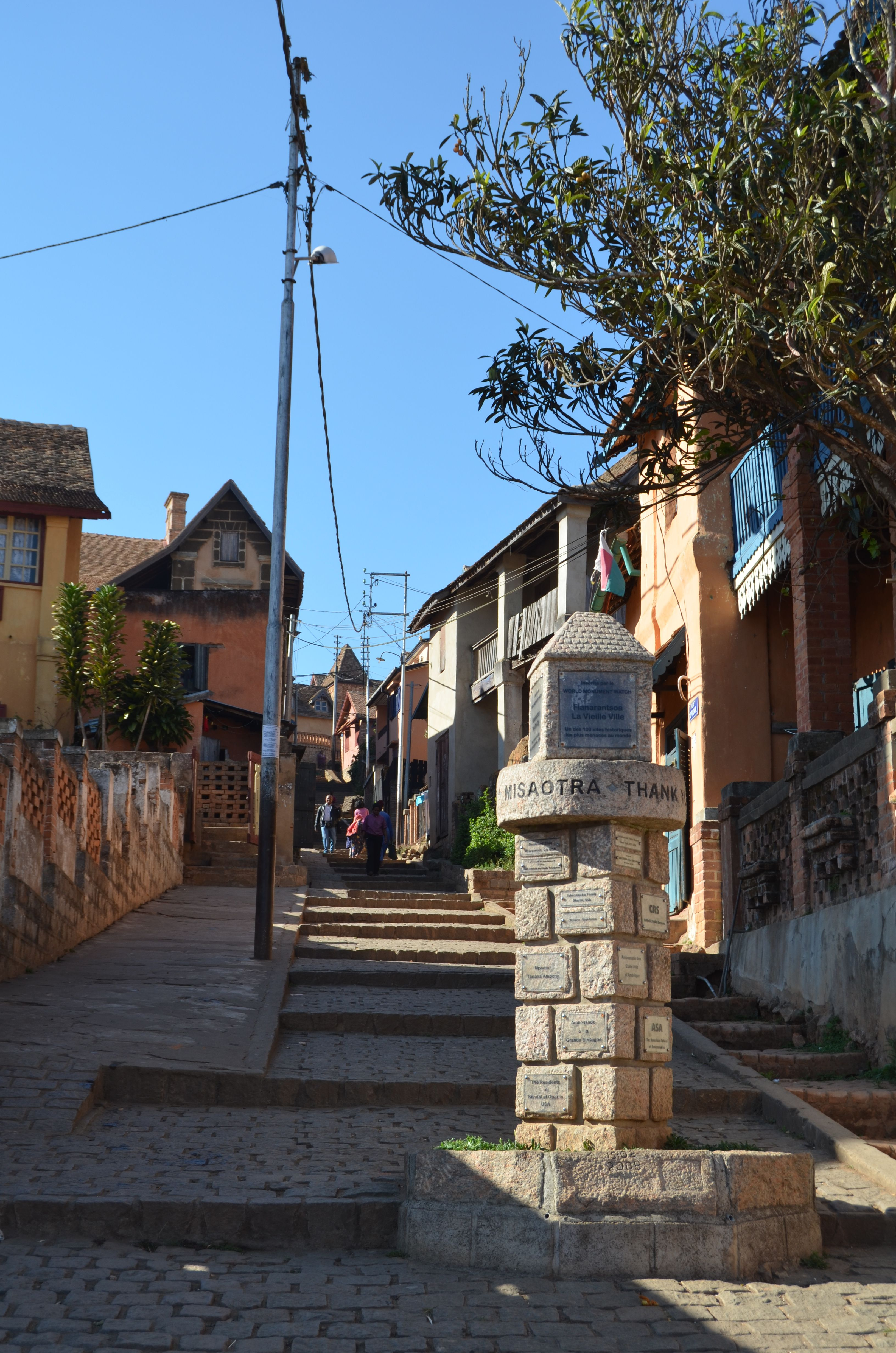La Plus Vieille Ville Du Monde : vieille, ville, monde, File:Vieille, Ville, Fianarantsoa, 1.jpg, Wikimedia, Commons