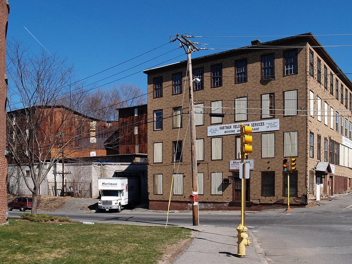 Whitney  Company Leominster Massachusetts  Wikipedia