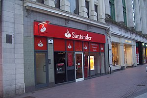 Another new Santander bank